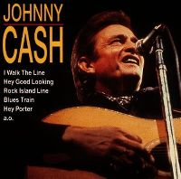 Cover Johnny Cash - Johnny Cash [1993]